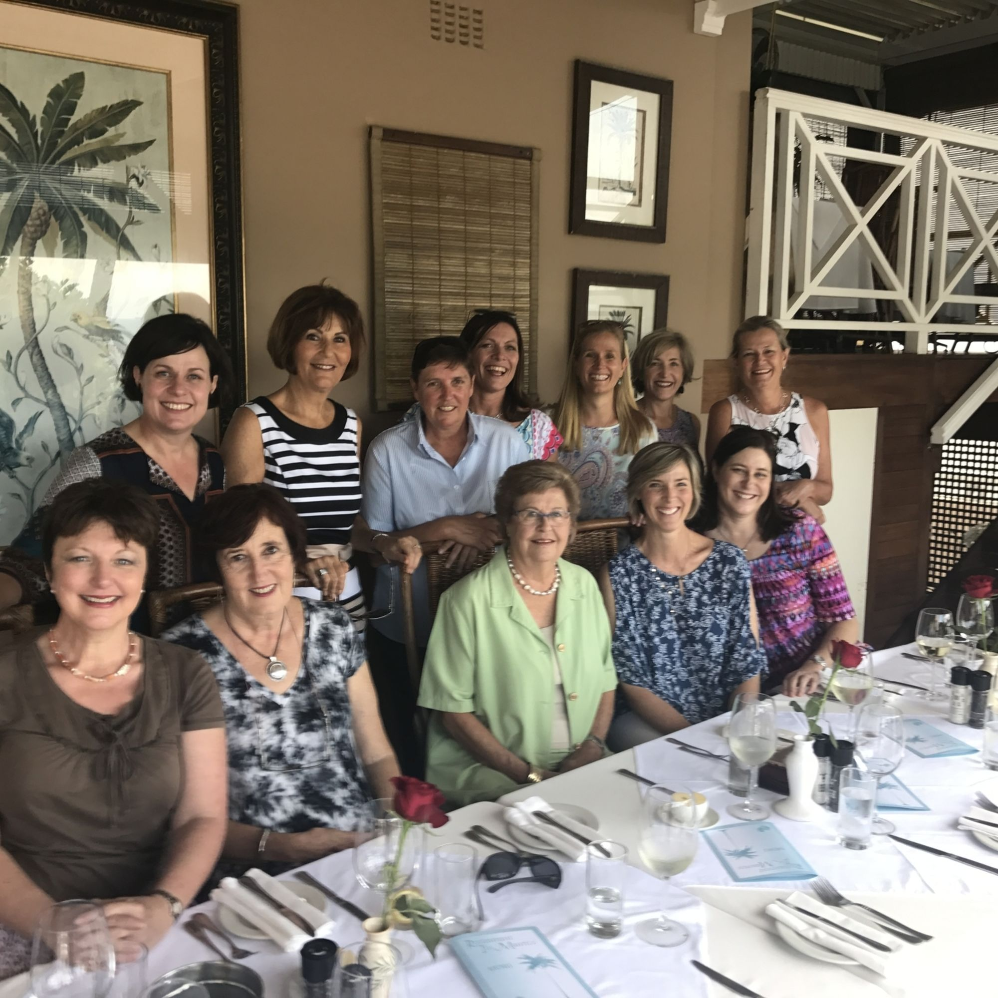 Old girls get together in durban
