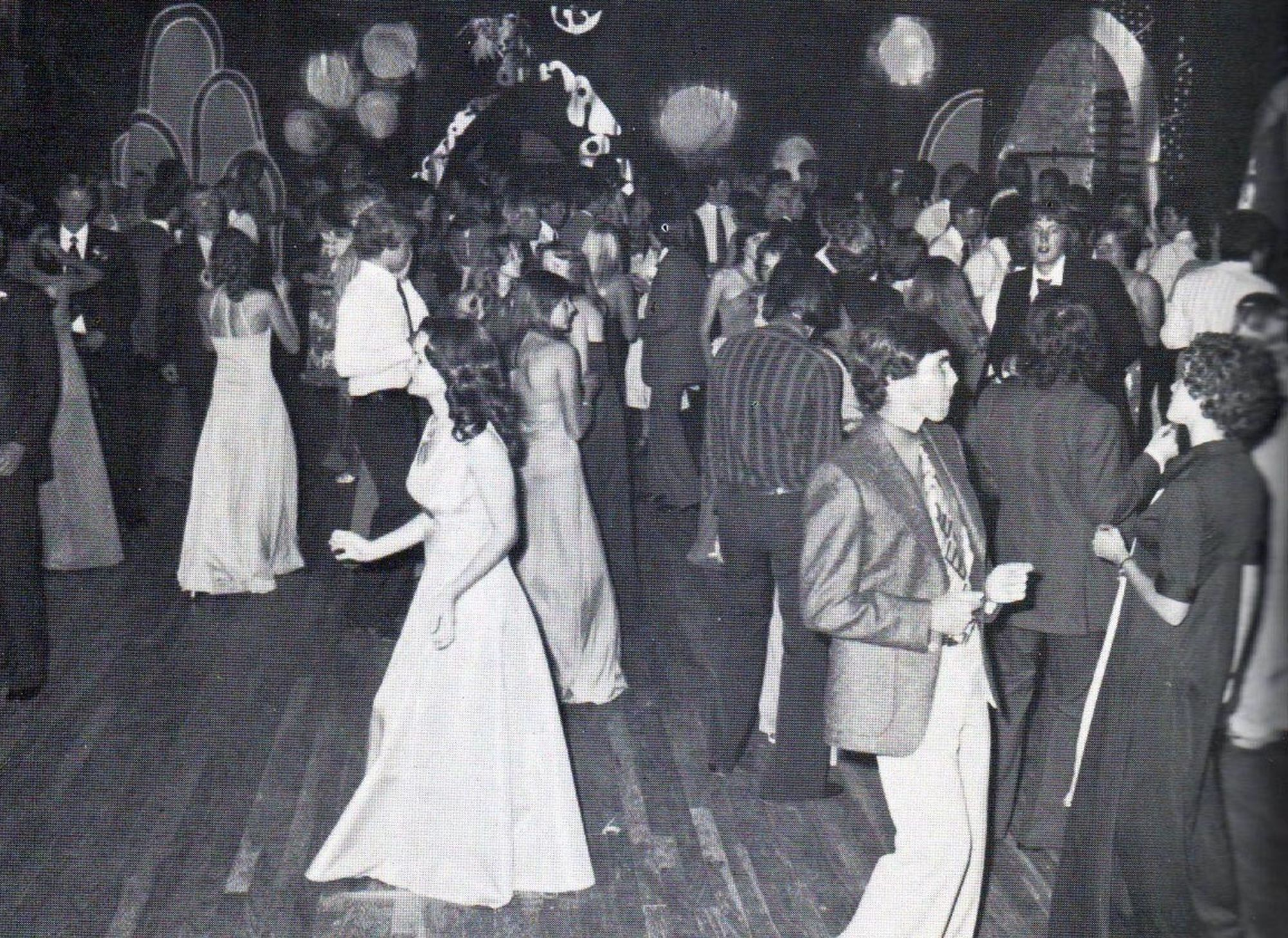 Still the venue for the matric dance in 1976