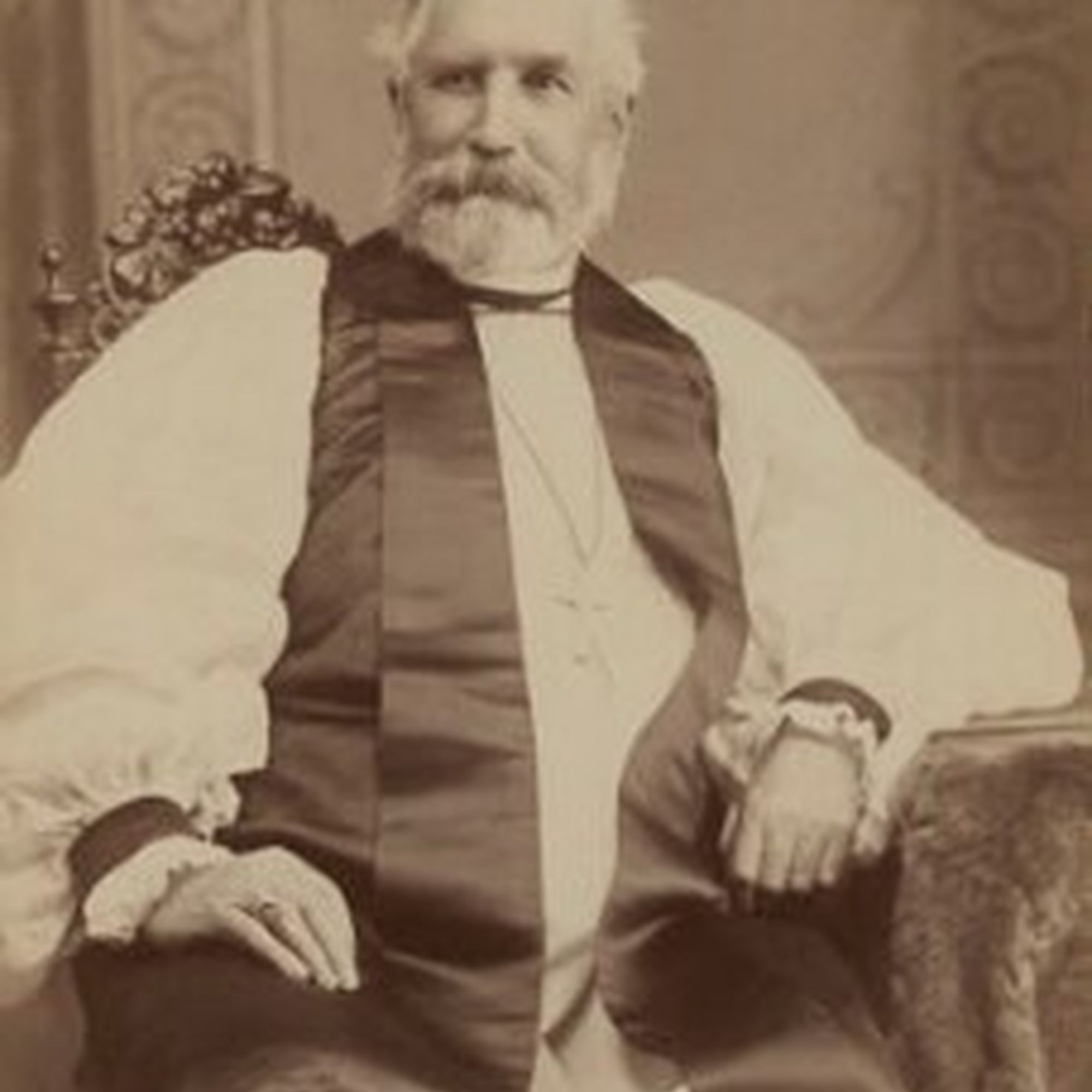 Bishop henry brougham bousfield