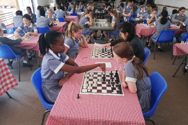 Chess inter house 2