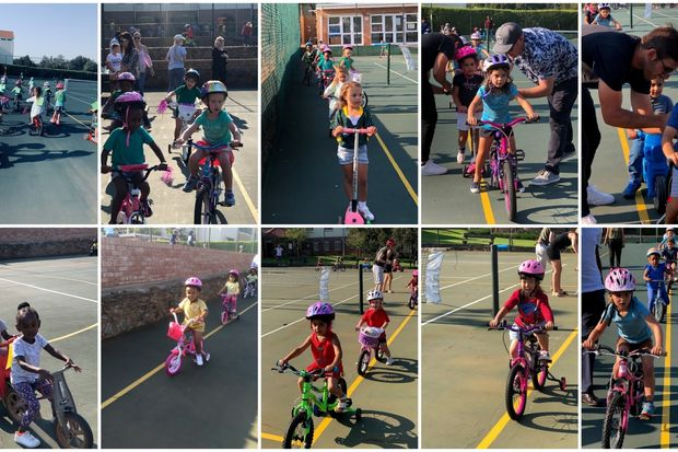 Ls wheelathon collage